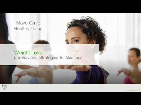 Weight Loss: 5 Behavioral Strategies for Success
