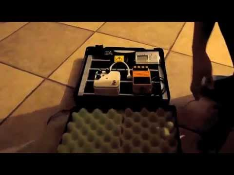 how to build an easy pedal board diy recycled youtube. Black Bedroom Furniture Sets. Home Design Ideas