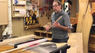 The Down To Earth Woodworker - 5s Shop Wall Cabinet Part 1 - Design
