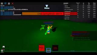 Roblox Boss fighting stage Nature Warth part 3 MAYOR SPOILER