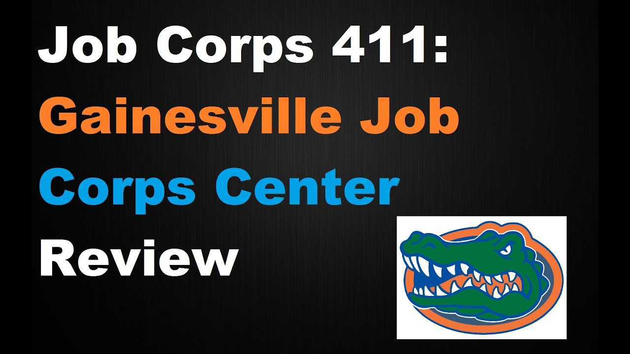 Job Corps 411 Gainesville Job Corps Center Review Youtube