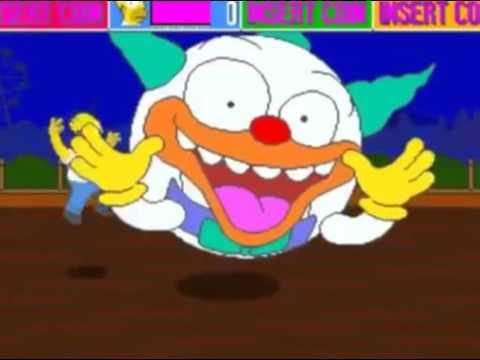 Download Les Simpson Rétro Gaming   Episode 1   Arcade Game complet PC
