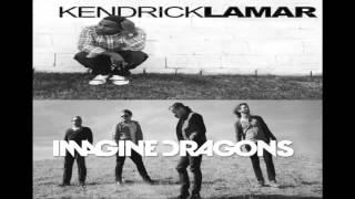 Imagine Dragons & Kendrick Lamar - Radioactive, M.A.A.D City & Swimming Pools Remix