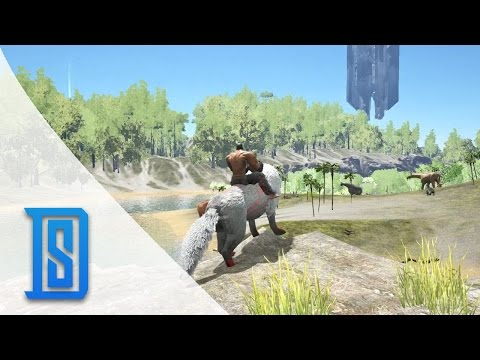Ark Survival Evolved -Northern Tribe - Becoming Swamp Men