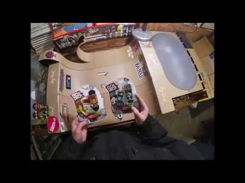 Tech Deck Series 8 Unboxing 2X Powell!PlusAntihero!&Enjoi!