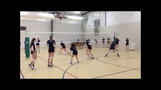 JVA Coach to Coach Video of the Week: Team Ball Control Drill