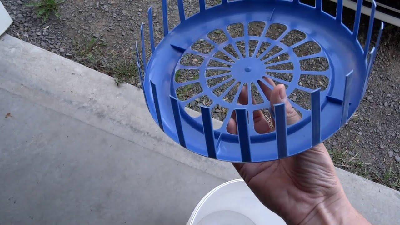 Diy Grit Guard 2 Bucket Rainwater Zaino Car Wash Youtube