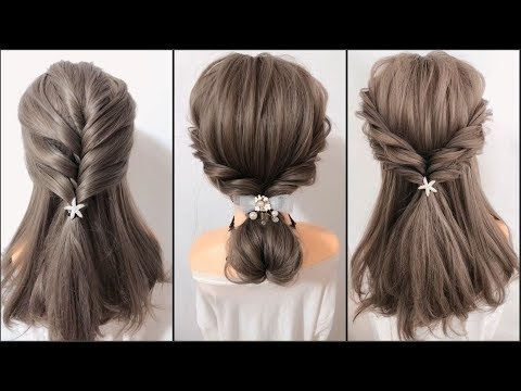 Hairstyles Tutorials ❤️ TOP 9  Amazing Hairstyles Compilation 2019 ❤️ Part 20 ❤️ HD4K