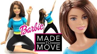 Barbie Made To Move Açılımı - Türkçe Barbie Videoları - Barbie Ailesi