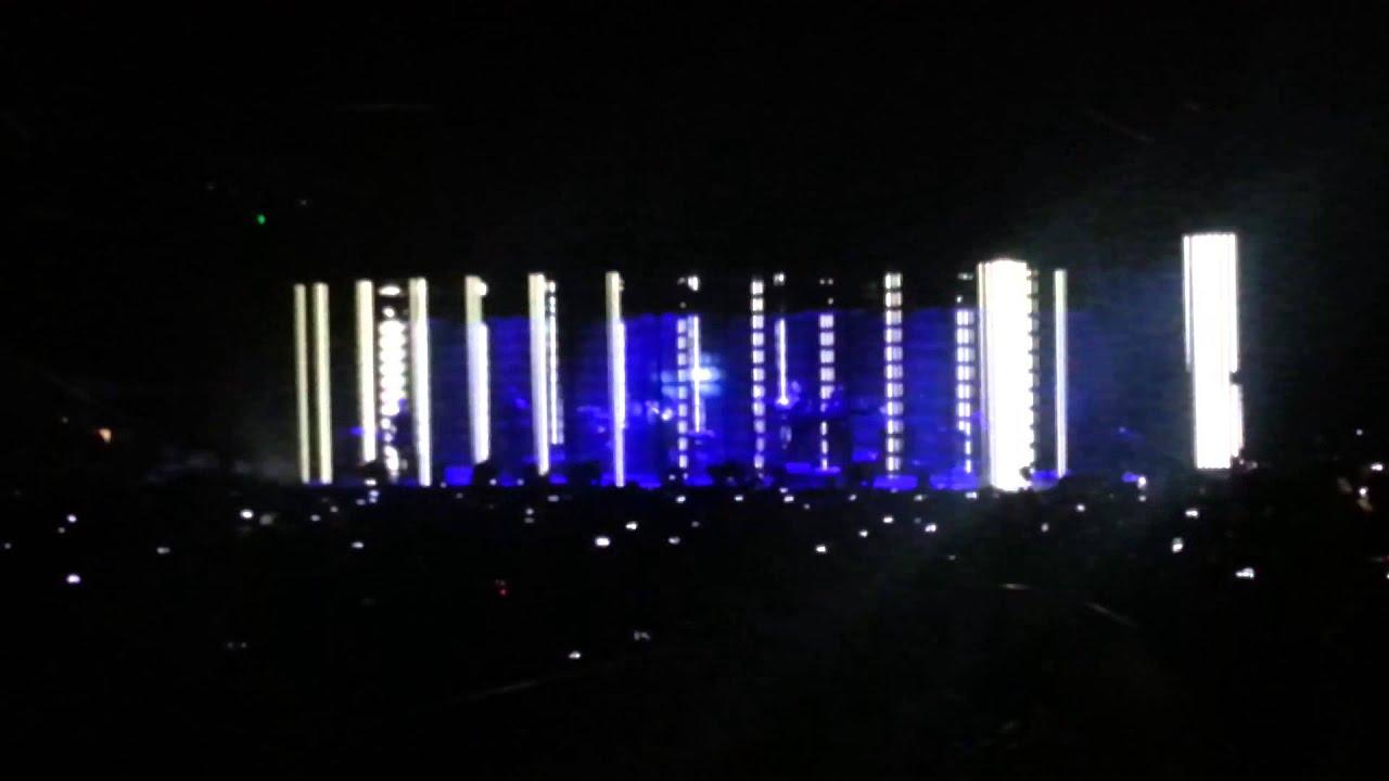 Nine Inch Nails ORLANDO OCT 31 2013 - YouTube