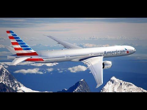Legendarne samoloty  Boeing 777