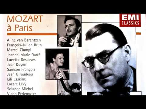 Mozart - Complete works in Paris