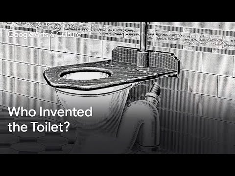 Who invented the toilet? Take a seat and find out