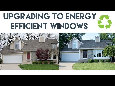How We Upgraded to Energy Efficient Windows