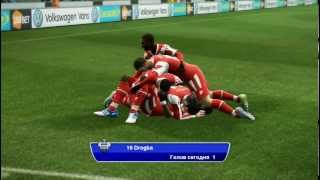 Антон Чейз и Елдак Оргии, разврат и почти секс в матче QPR Reading FC