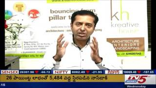 What should be your budget for Interiors | kreative house | TV 5 News