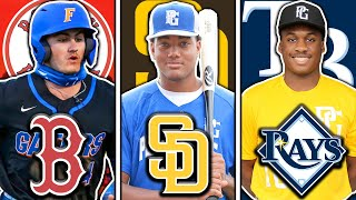 BEST PICKS for EVERY TEAM After 1ST ROUND 2021 MLB Draft