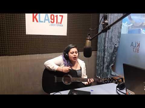 Julie On Winter - Mañana (acústico En Vencer El Tiempo Por KLA)
