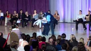 Champions Jack & Jill Winners - John Lindo & Melissa Rutz MADjam 2011 (Click Show More)