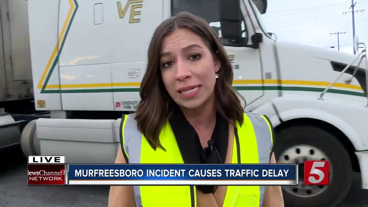 Police investigation continues on I-24 ramp in Murfreesboro