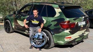 BMW X5M - !