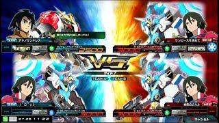 【EXVSMB_ON】(Pセルフが3機;)G-セルフ(Pパック)対戦動画➄【S覚/銀プレ/少佐★1】