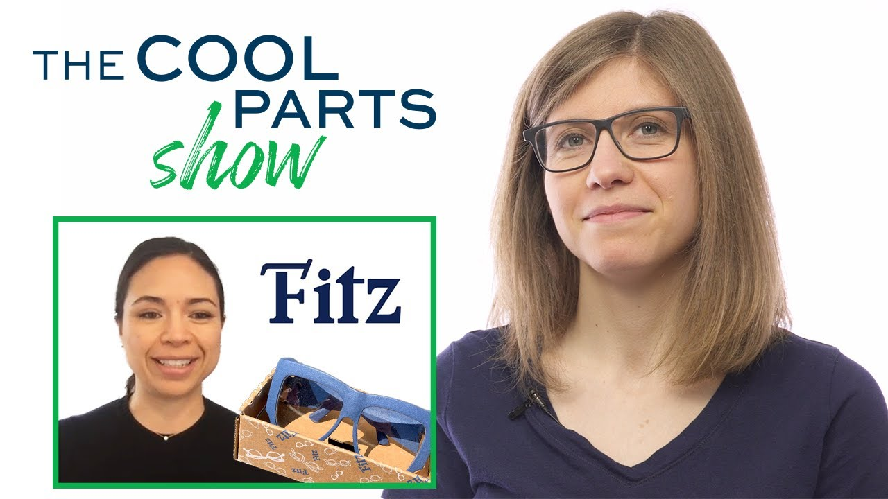 Stephanie Hendrixson, Additive Manufacturing Media, and Katie Bassett, Fitz Frames