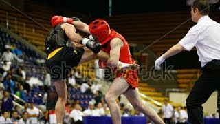 Wushu Sanda  National  Trill ||65 kg China Arts Sanda