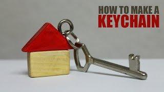 DIY Keychain Easy - Handmade Keychains Ideas