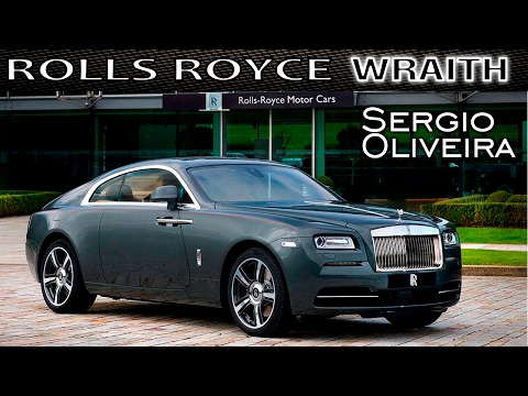 Rolls Royce Wraith 2017. El mejor cupé del mundo.