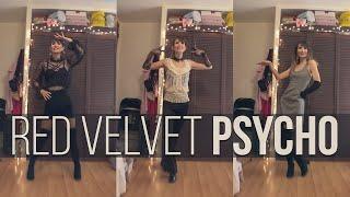 "Dance Cover: Red Velvet 레드벨벳 -  ""Psycho"""