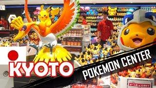 En direct Pokemon Center de Kyoto
