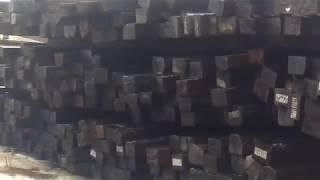 видео Шпалы железобетонные