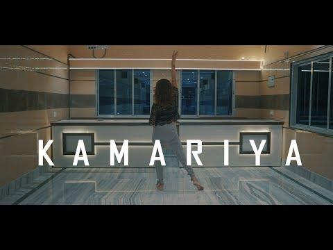 KAMARIYA   Stree   Nora Fatehi   Dance Cover   Arpana Jha