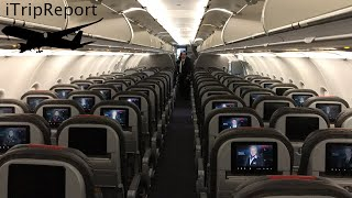 american airlines a321 a32b first class trip report