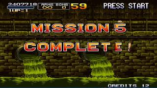 Metal Slug X Gameplay 2