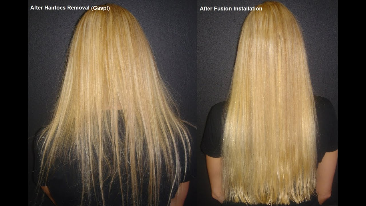 Hair Extensions For Thin Sunset Dip Dye Besthairbuy