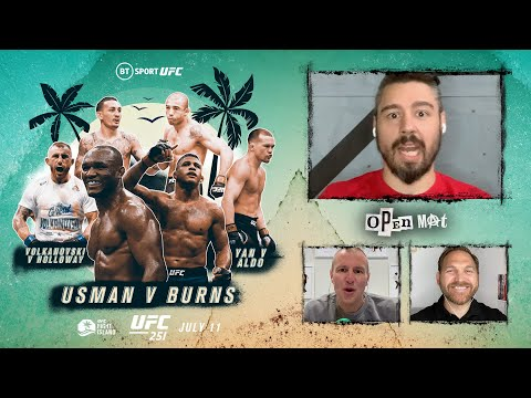 UFC Fight Island Open Mat full preview: FOUR stacked cards in 14 days!