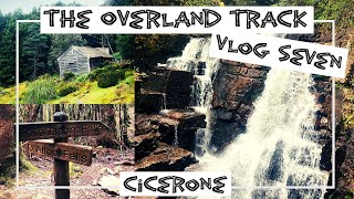 #7 Visiting D'Alton Fall, Fergusson Falls and Hartnett Falls on the Overland Track!