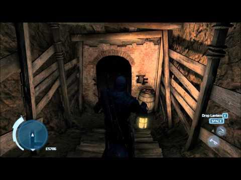 Assassin's Creed III - Sequence 6 - Boston Underground