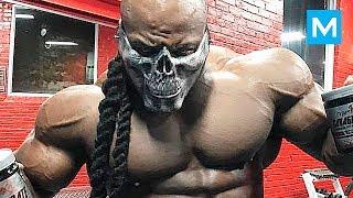 Epic Bodybuilding Motivation - Kai Greene | Muscle Madness