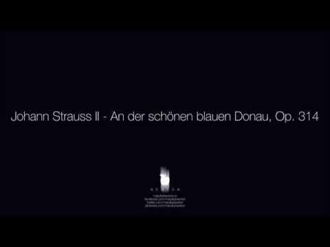Клип Johann Strauss II - An der schönen blauen Donau, Op. 314