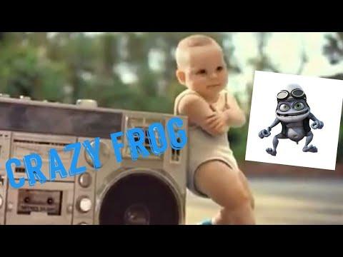 Baby Dance In Roller Pub EVIAN (Crazy Frog Version)