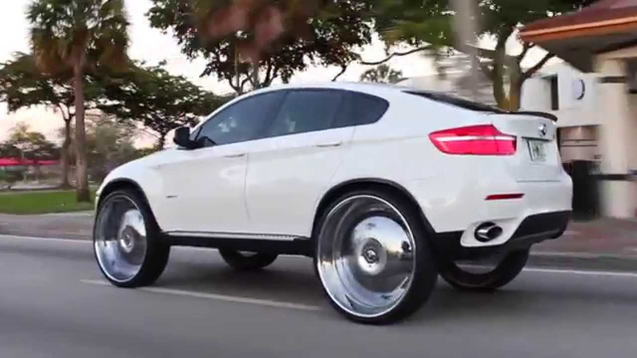 Bmw X6 On 32 Forgiatos Doovi