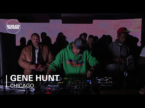 Gene Hunt Boiler Room Chicago DJ Set