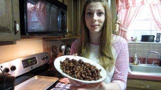 Fall Recipe: Pumpkin Pie Flavored Nuts