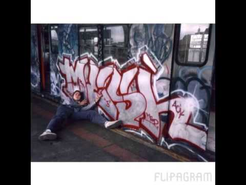 New York City graffiti 1980's