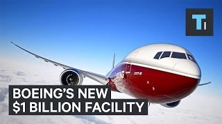 Boeing 39 s new 1 billion facility