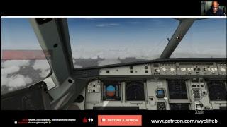 Xplane Dedicated Live Stream