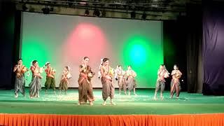 This was the dance in rangamandir , raichur